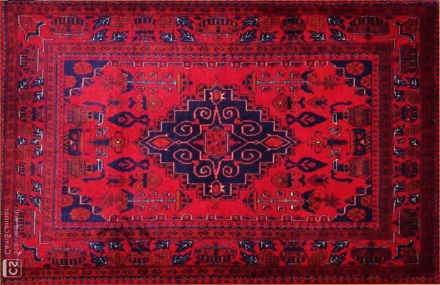فرش دستباف زابل